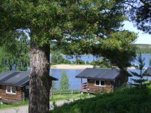 4 bäddsstuga på Särna Camping