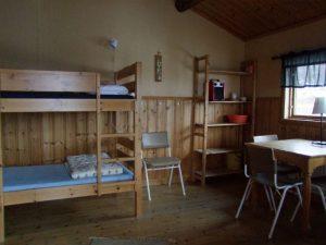 4 bäddstuga på Särna Camping