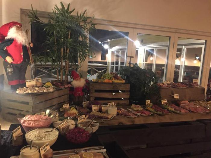 Julbord Särna Camping, Lena´s kök & bar