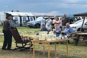 Auktion Särna Camping Sommaren 2018