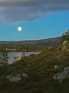 Vandring till Bredåsjön - Slagufjället