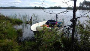 Hyra båt i Särna