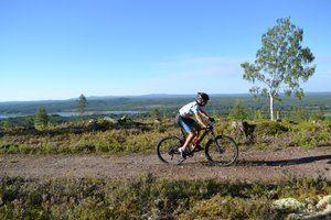 Cykel i Särna